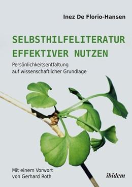 Abbildung von De Florio-Hansen | Selbsthilfeliteratur effektiver nutzen | 1. Auflage | 2019 | beck-shop.de