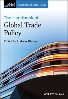 Abbildung von Klasen | The Handbook of Global Trade Policy | 2020