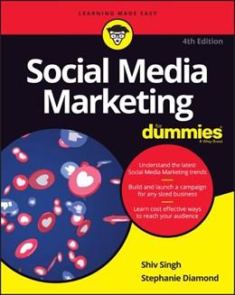 Abbildung von Singh / Diamond | Social Media Marketing For Dummies | 4. Auflage | 2020 | beck-shop.de