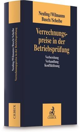 Abbildung von Neuling / Wilmanns | Verrechnungspreise in der Betriebsprüfung | 1. Auflage | 2020 | beck-shop.de