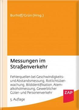 Abbildung von Burhoff / Grün (Hrsg.) | Messungen im Straßenverkehr | 5. Auflage | 2019 | Fehlerquellen bei Geschwindigk...