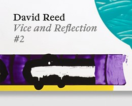 Abbildung von Heyden | David Reed | 2019 | Vice and Reflection #2