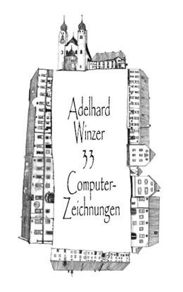Abbildung von Winzer | 33 Computer-Zeichnungen | 2019 | Zeichnungen