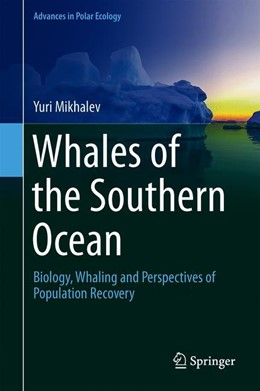 Abbildung von Mikhalev | Whales of the Southern Ocean | 1st ed. 2019 | 2019 | Biology, Whaling and Perspecti... | 5