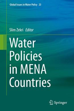Abbildung von Zekri | Water Policies in MENA Countries | 1st ed. 2020 | 2020 | 23