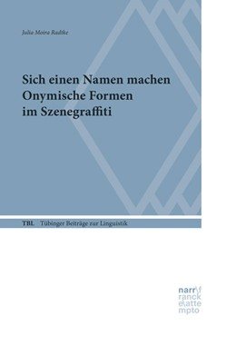 Abbildung von Radtke   Sich einen Namen machen   1. Auflage   2020   568   beck-shop.de