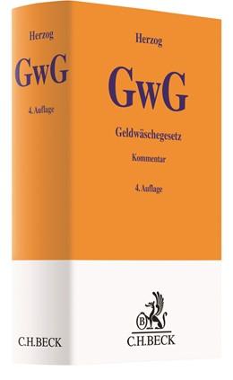 Abbildung von Herzog | Geldwäschegesetz (GwG) | 4. Auflage | 2021 | beck-shop.de