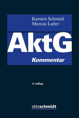 Abbildung von Schmidt / Lutter (Hrsg.) | Aktiengesetz | 4., neu bearbeitete Auflage | 2019 | In 2 Bänden