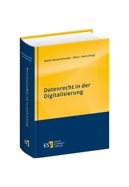 Abbildung von Specht-Riemenschneider / Werry | Datenrecht in der Digitalisierung | 2019