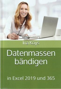 Abbildung von Ina | Datenmassen bändigen | 1. Auflage | 2019 | beck-shop.de