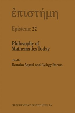 Abbildung von Agazzi / Darvas | Philosophy of Mathematics Today | 1996 | 22