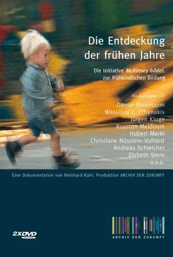Die Entdeckung der frühen Jahre | Kahl, 2006 (Cover)