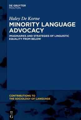 Abbildung von De Korne | Language Activism | 1. Auflage | 2021 | 114 | beck-shop.de