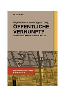 Abbildung von Hinsch / Eggers | Öffentliche Vernunft? | 1. Auflage | 2019 | 1 | beck-shop.de