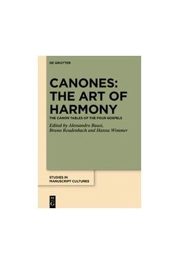 Abbildung von Bausi / Reudenbach | Canones: The Art of Harmony | 1. Auflage | 2020 | beck-shop.de
