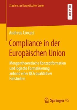Abbildung von Corcaci   Compliance in der Europäischen Union   1. Auflage   2019   beck-shop.de