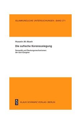 Abbildung von Akash | Die sufische Koranauslegung | 1. Auflage | 2019 | 271 | beck-shop.de