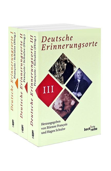 Cover: , Deutsche Erinnerungsorte  Gesamtwerk
