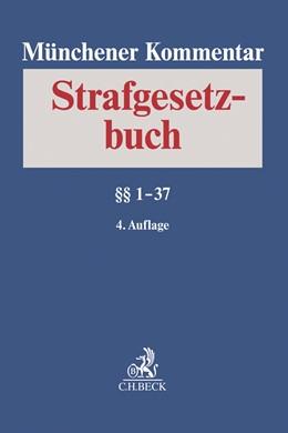 Abbildung von Münchener Kommentar zum Strafgesetzbuch: StGB, Band 1: §§ 1-37 | 4. Auflage | 2020 | beck-shop.de