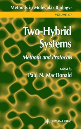 Abbildung von MacDonald   Two-Hybrid Systems   2001   Methods and Protocols   177