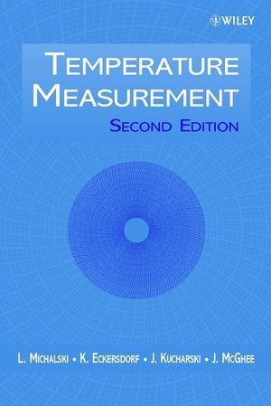 Abbildung von Michalski / Eckersdorf / Kucharski | Temperature Measurement | 2. Auflage | 2001