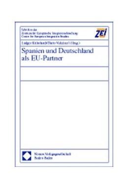 Abbildung von Kühnhardt / Valcárcel | Spanien und Deutschland als EU-Partner | 1999 | 11