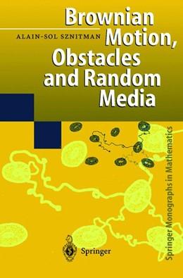 Abbildung von Sznitman | Brownian Motion, Obstacles and Random Media | 1998