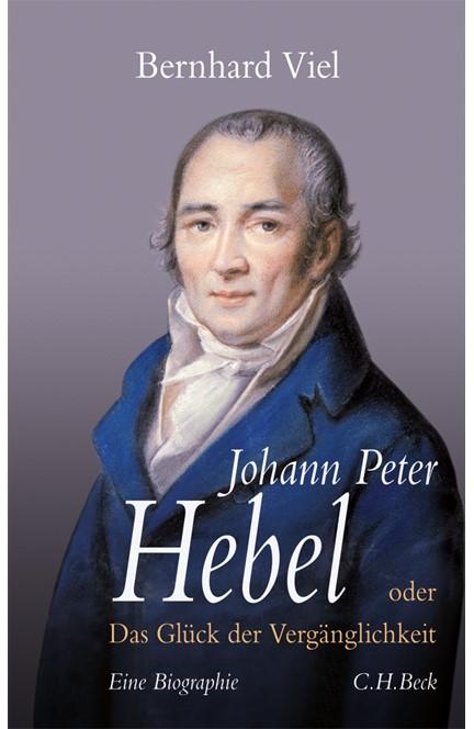 Cover: Bernhard Viel, Johann Peter Hebel