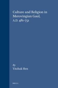 Abbildung von Hen | Culture and Religion in Merovingian Gaul, A.D. 481-751 | 1995