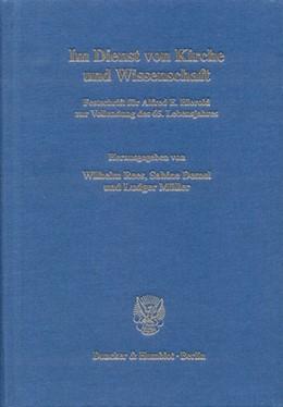 Abbildung von Rees / Demel   Im Dienst von Kirche und Wissenschaft.   1. Auflage   2007   53   beck-shop.de