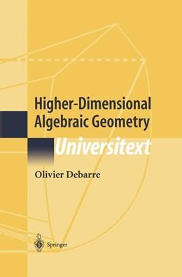 Abbildung von Debarre | Higher-Dimensional Algebraic Geometry | 2001