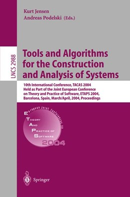 Abbildung von Jensen / Podelski | Tools and Algorithms for the Construction and Analysis of Systems | 2004 | 10th International Conference,... | 2988