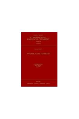 Abbildung von Smyth / Vos | Analytical Voltammetry | 1992 | 27