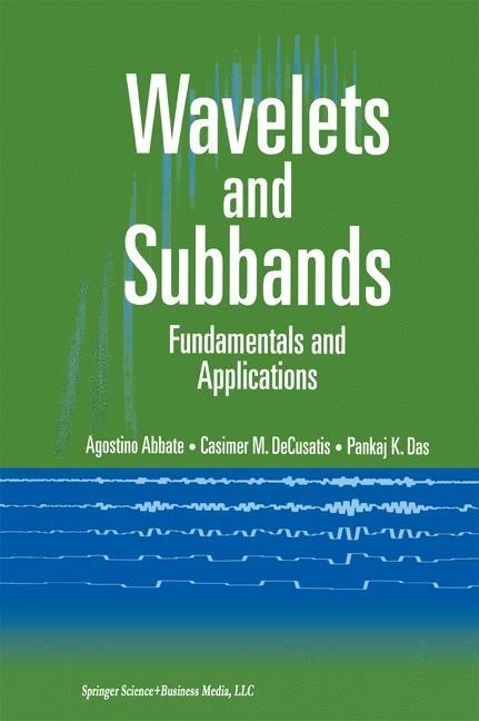 Abbildung von Abbate / DeCusatis / Das | Wavelets and Subbands | 2002