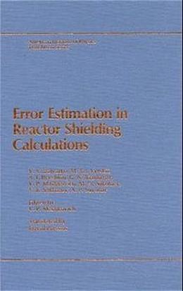 Abbildung von Mashkovich | Error Estimation in Reactor Shielding Calculations | 1988