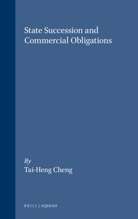 Abbildung von Cheng | State Succession and Commercial Obligations | 2006