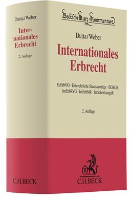 Abbildung von Dutta / Weber | Internationales Erbrecht | 2. Auflage | 2021 | beck-shop.de