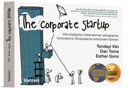 Abbildung von Viki / Toma / Gons | The Corporate Startup | 2020 | Wie etablierte Unternehmen erf...