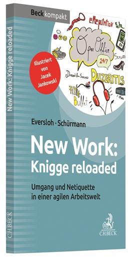 Abbildung von Eversloh / Schürmann | New Work: Knigge reloaded | 2020 | Umgang und Netiquette in einer...