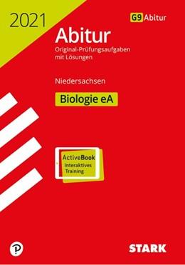 Abbildung von STARK Abiturprüfung Niedersachsen 2021 - Biologie EA | 1. Auflage | 2020 | beck-shop.de