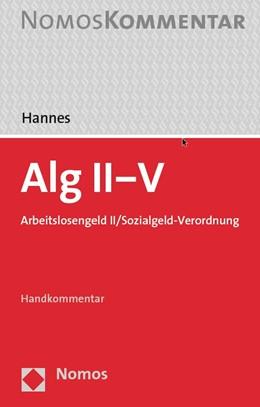 Abbildung von Hannes | Alg II-V | 2020 | Arbeitslosengeld II/Sozialgeld...