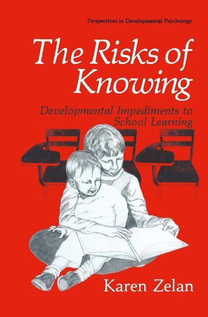 Abbildung von Zelan | The Risks of Knowing | 1991