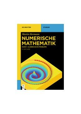 Abbildung von Hermann | Numerische Mathematik 01 | 4., überarbeitete und erweiterte Auflage | 2019 | Algebraische Probleme