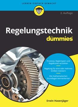 Abbildung von Hasenjäger | Regelungstechnik für Dummies | 2. Auflage | 2019 | beck-shop.de