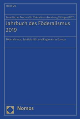 Abbildung von Jahrbuch des Föderalismus 2019 | 1. Auflage | 2019 | beck-shop.de