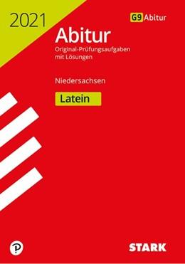 Abbildung von STARK Abiturprüfung Niedersachsen 2021 - Latein GA/EA   1. Auflage   2020   beck-shop.de