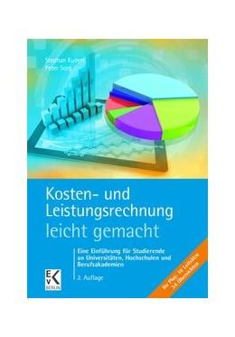 Abbildung von Kudert / Sorg | Kostenrechnung - leicht gemacht | 2. Auflage | 2019 | beck-shop.de