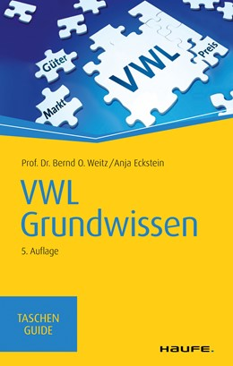 Abbildung von Weitz / Eckstein | VWL Grundwissen | 5. Auflage | 2019 | beck-shop.de