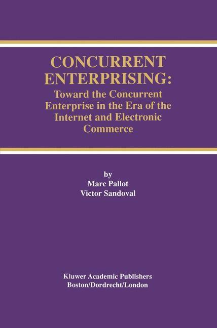 Abbildung von Pallot / Sandoval | Concurrent Enterprising | 1998