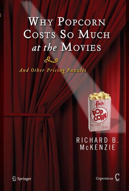 Abbildung von McKenzie | Why Popcorn Costs So Much at the Movies | 2008